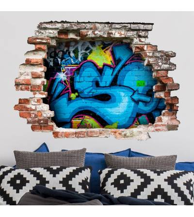3D Falmatrica - Colours of Graffiti - 1